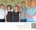 Quebec, Rimouski and Chicoutimi workshops