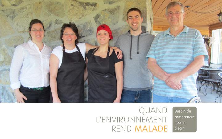 Besoin de comprendre, besoin d'agir: ateliers à Québec, à Rimouski et à Chicoutimi