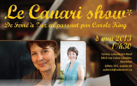 Canari show