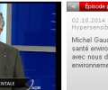 Environmental Sensitivities – ADR.TV (in french only)