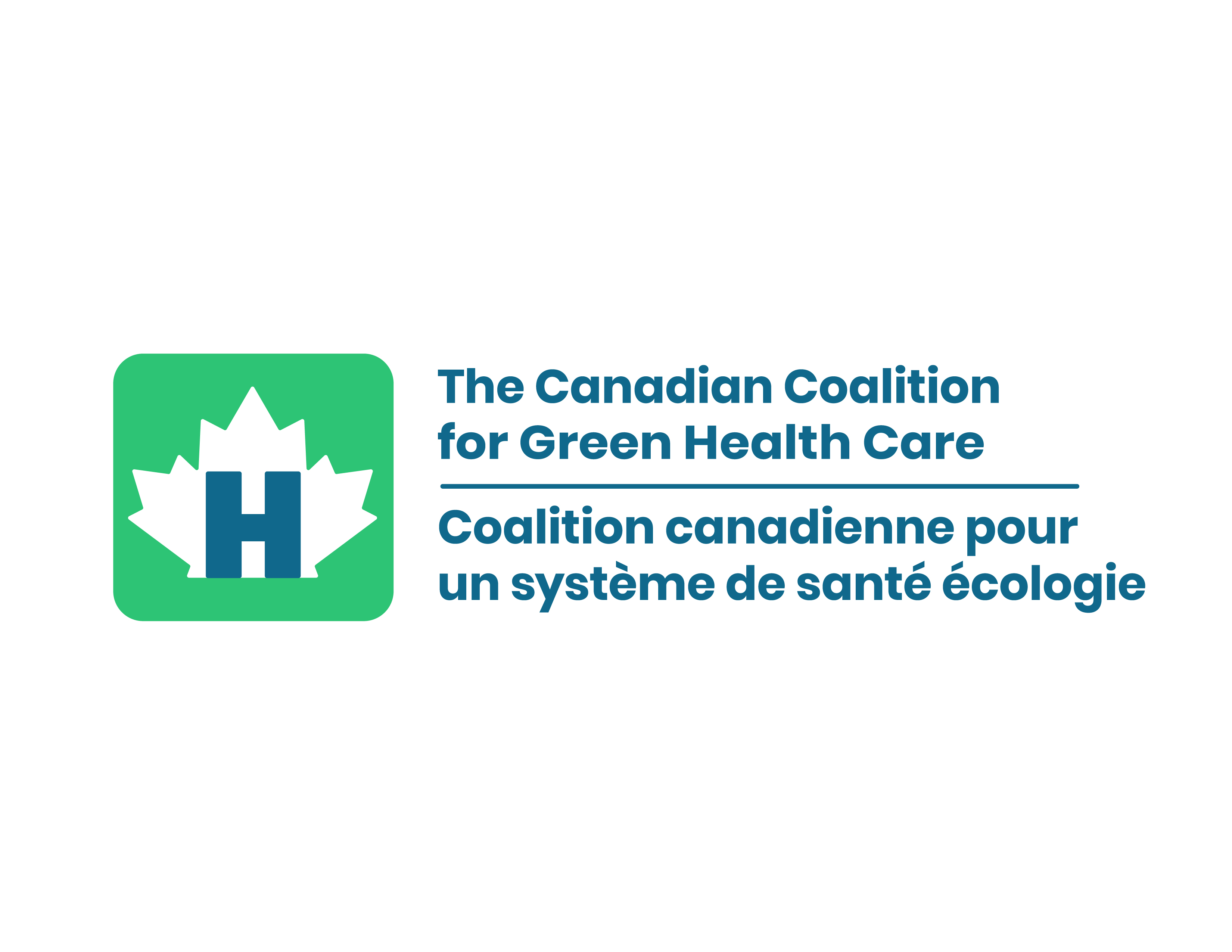 The Canadian Coalition for Green Health Care